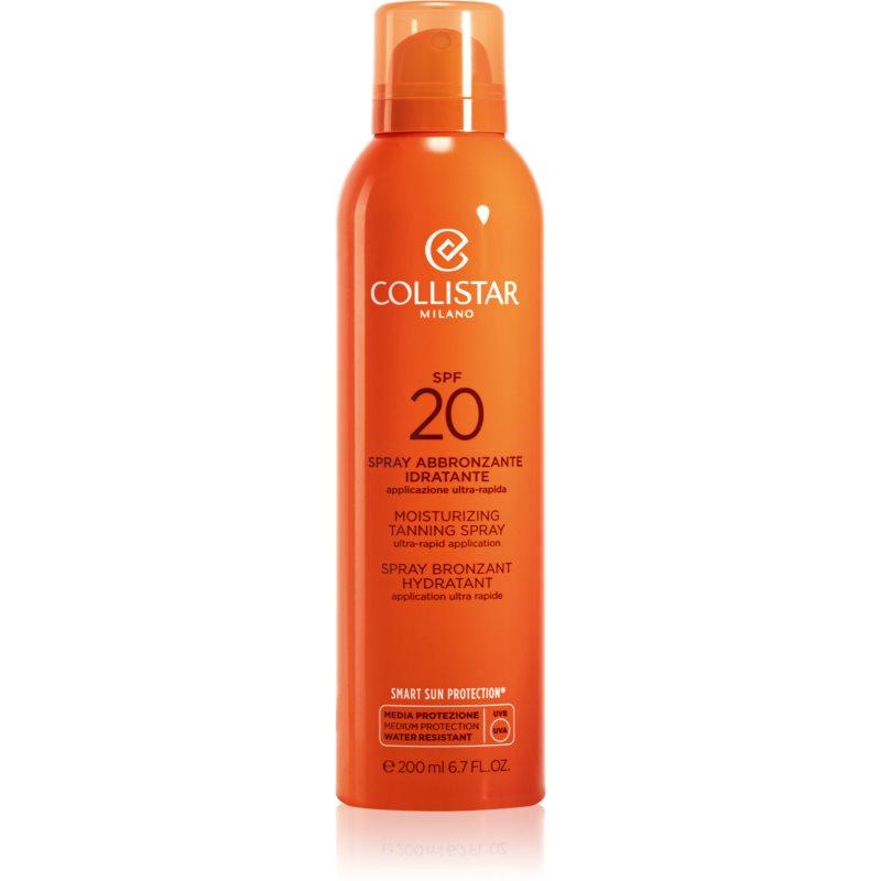 Collistar Sun Protection napozó spray SPF 20