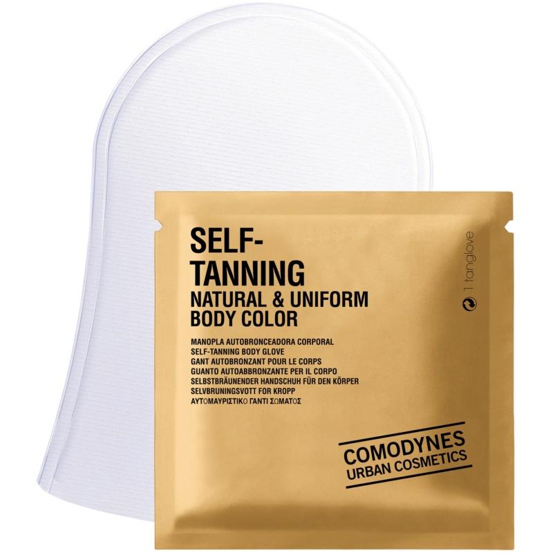 Comodynes Self-Tanning guantes autobronceadores para el cuerpo