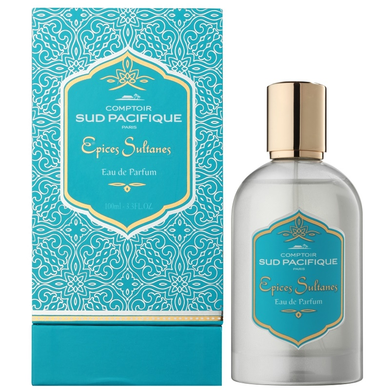 Comptoir Sud Pacifique Epices Sultanes Eau de Parfum Unisex 100 ml thumbnail