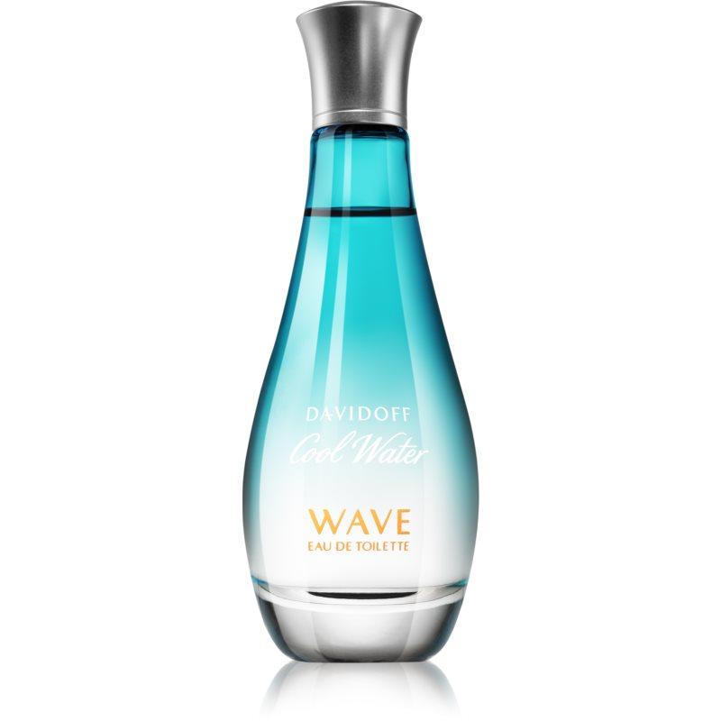 Davidoff Cool Water Woman Wave eau de toilette para mujer 100 ml