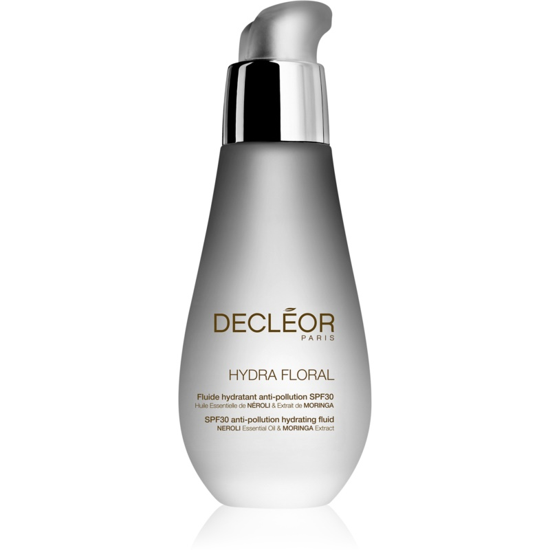 Decléor Hydra Floral SPF 30 Anti-Pollution Hydrating Fluid