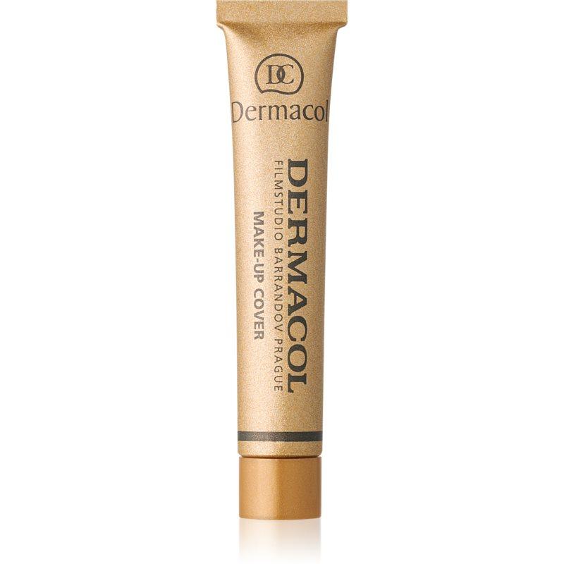 Dermacol Cover силно прикриващ фон дьо тен SPF 30 цвят 208 30 гр.