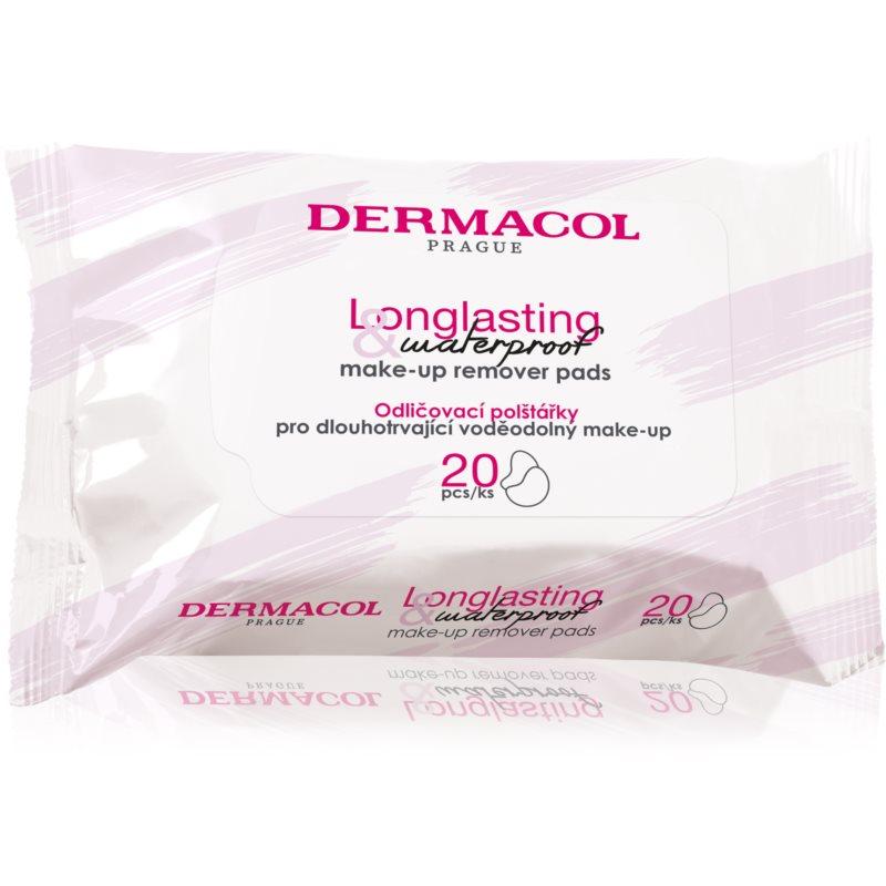 Dermacol Cleansing кърпички за почистване на устойчив и водоустойчив грим 20 бр.