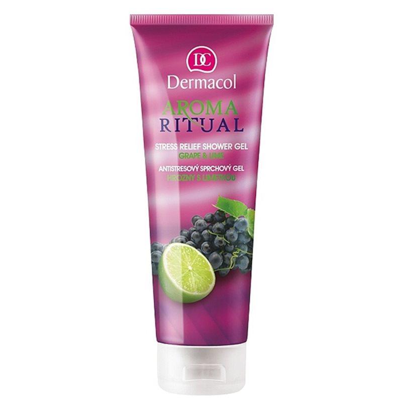 Dermacol Aroma Ritual antistressz tusfürdő gél