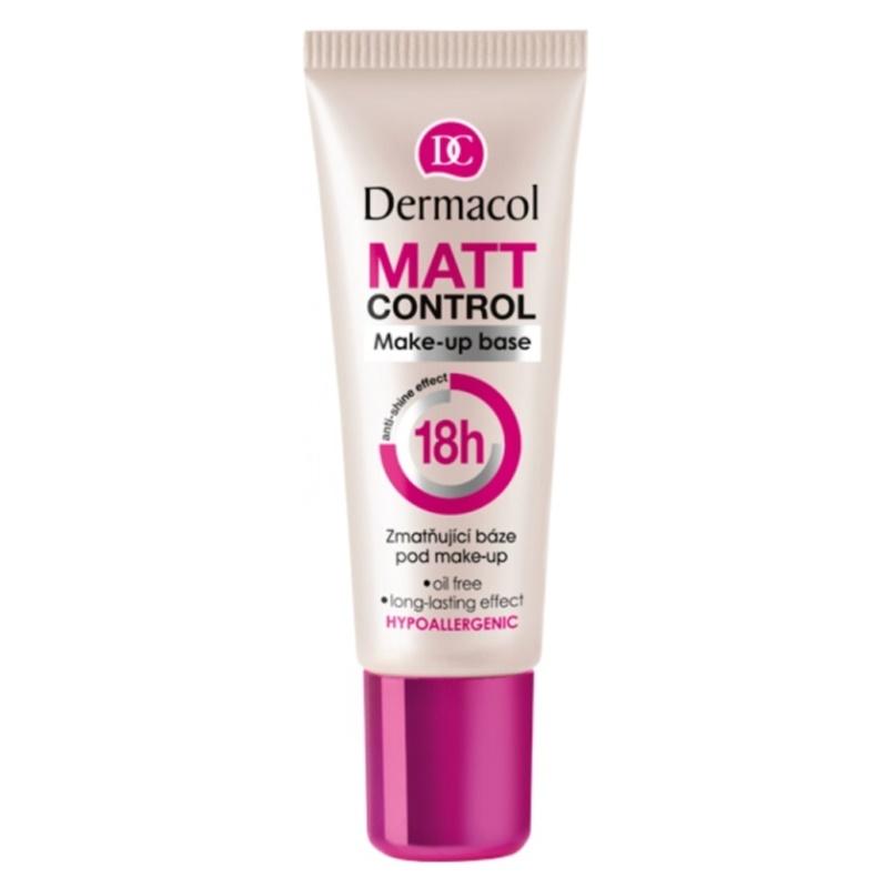 Dermacol Matt Control mattító, sminkelőkészítő primer