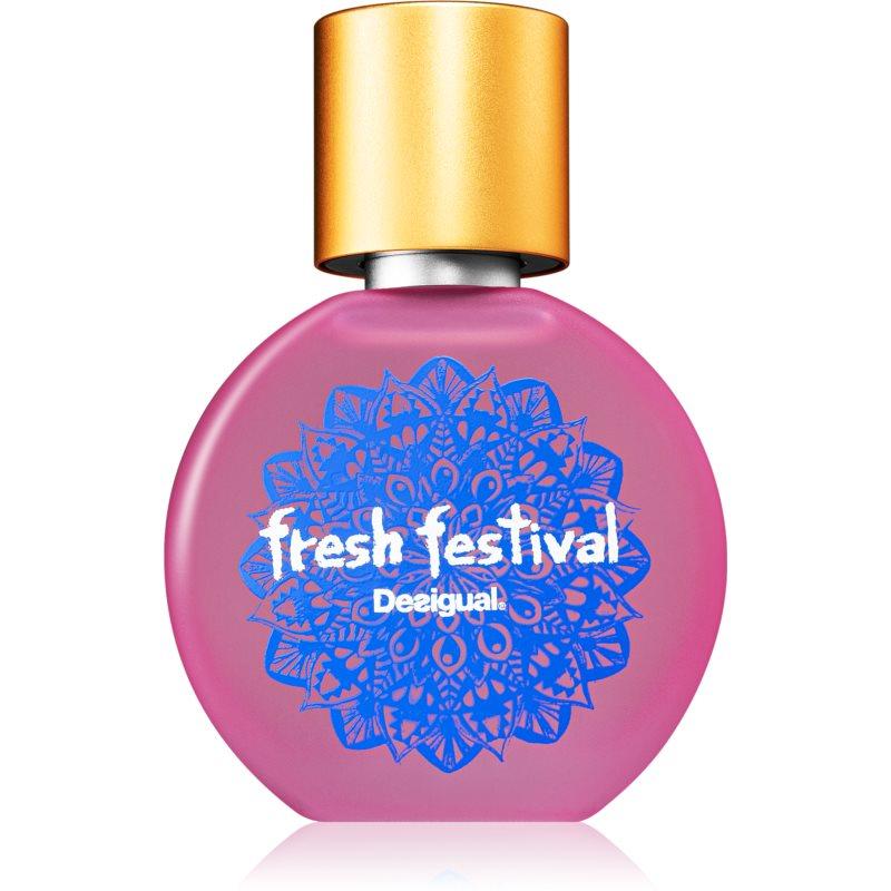 Desigual Fresh Festival тоалетна вода за жени 30 мл.