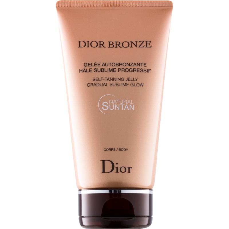 Dior Dior Bronze gel autobronceador para el cuerpo