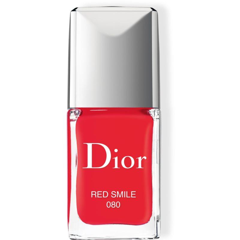 Dior Vernis lak na nechty odtieň 080 Red Smile 10 ml