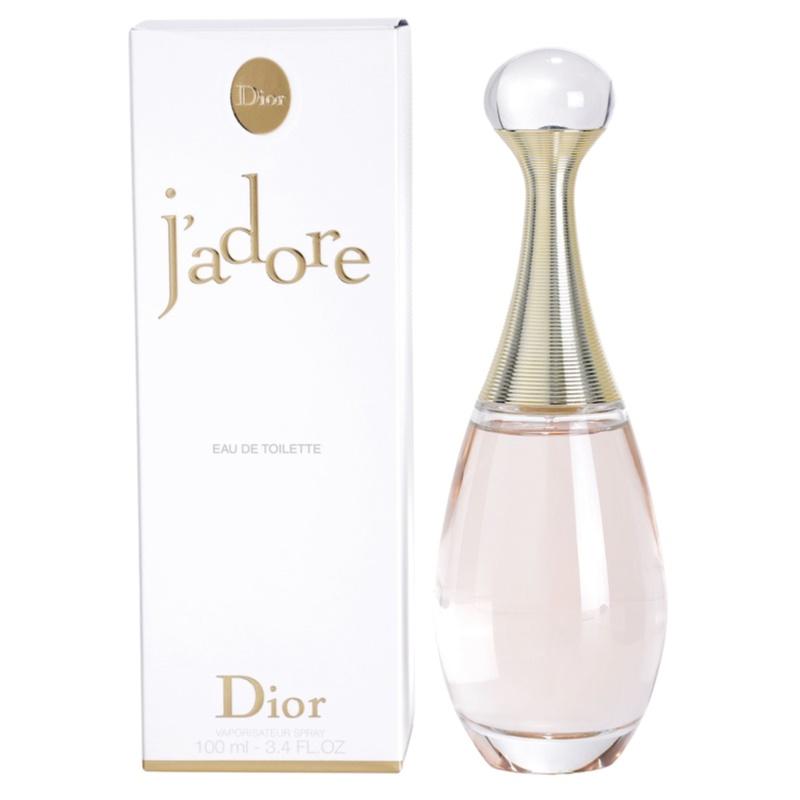 Dior J'adore Eau de Toilette eau de toilette para mujer 100 ml