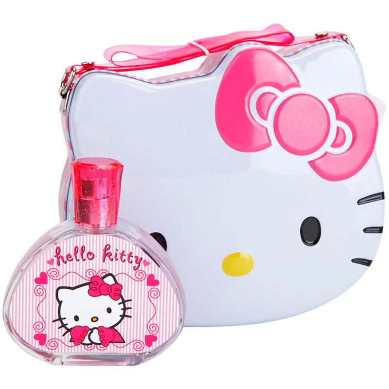 Чемодан с косметикой hello kitty купить купить косметика mon platin
