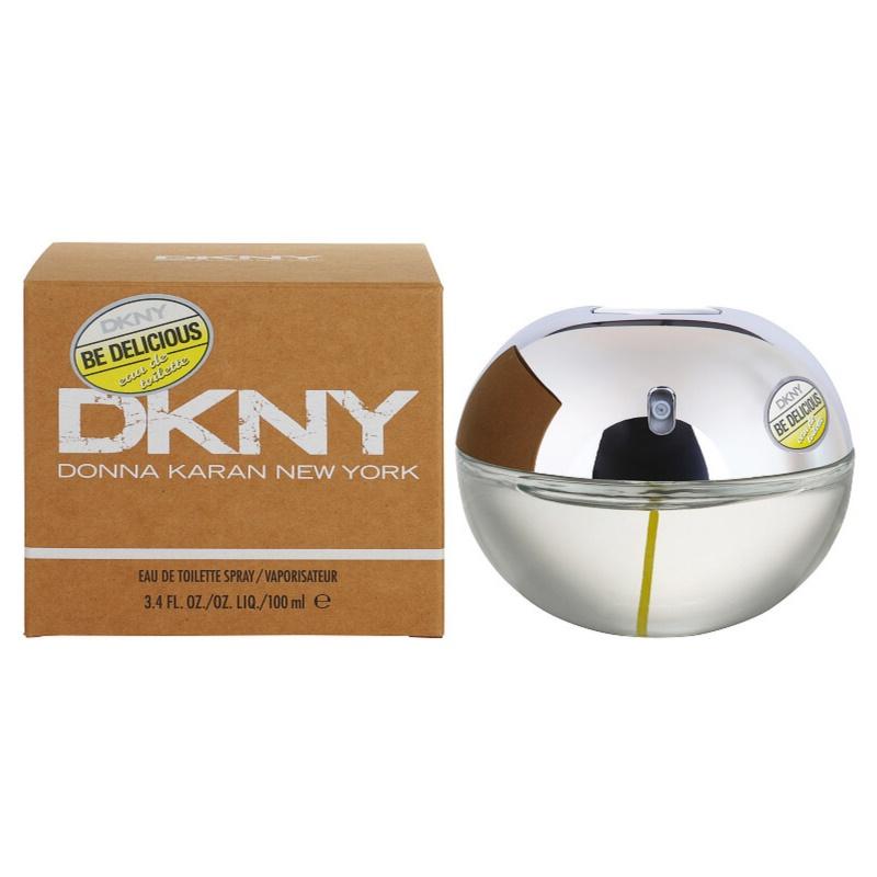 DKNY Be Delicious eau de toilette para mujer 100 ml