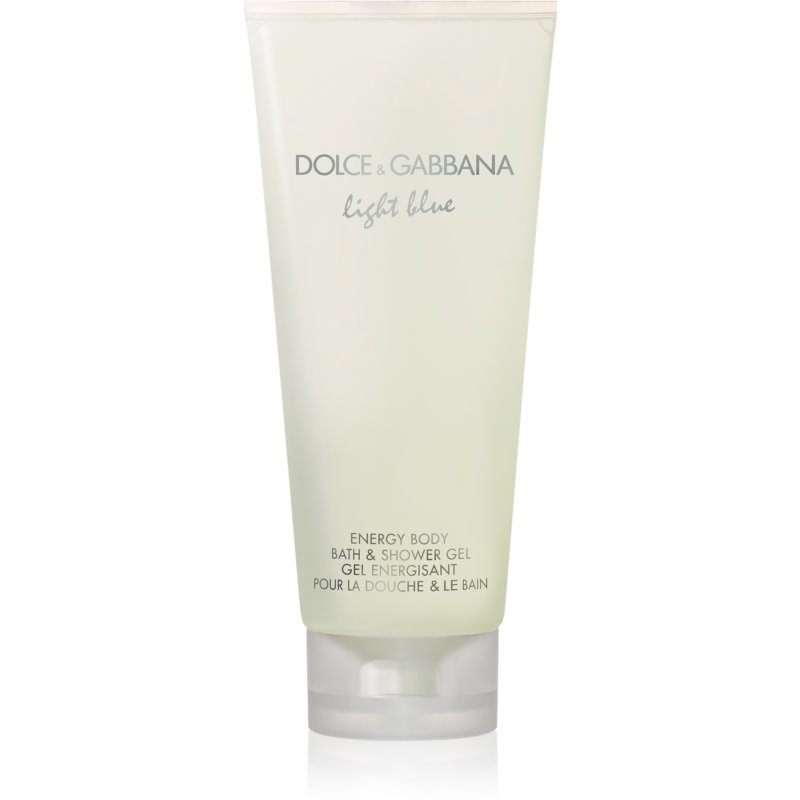 Dolce & Gabbana Light Blue душ гел за жени 200 мл.