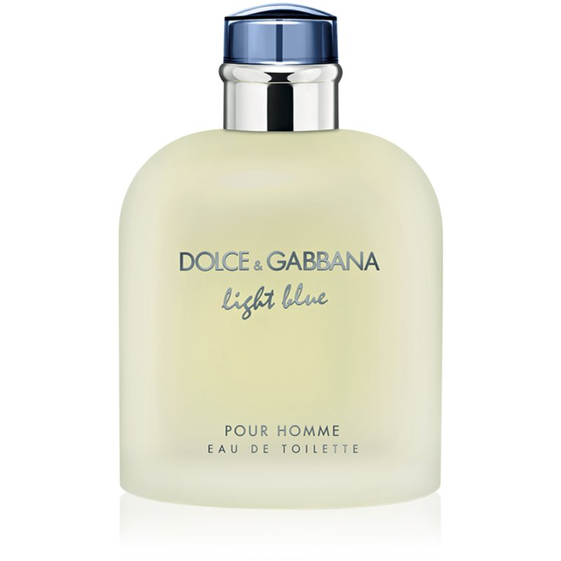 Dolce & Gabbana Light Blue Pour Homme eau de toilette para hombre 200