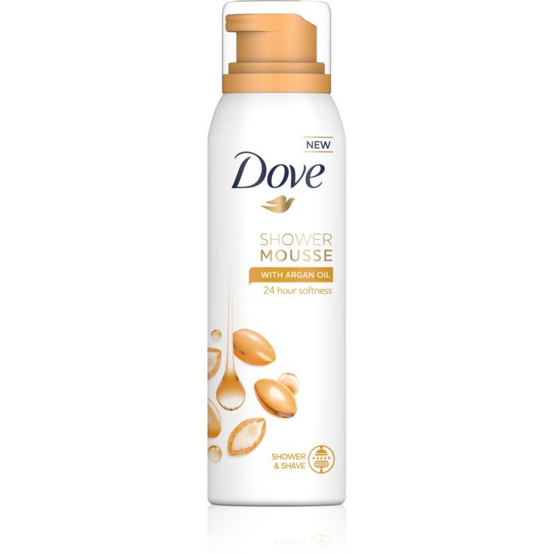 Dove Argan Oil spumă pentru duș 3 in 1 200 ml thumbnail