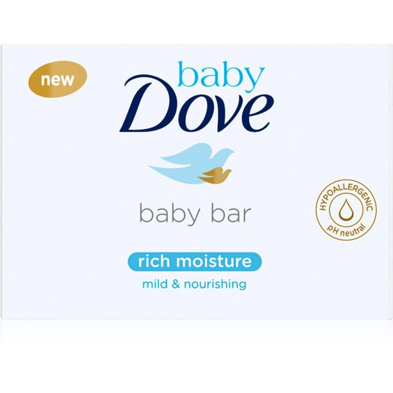 Dove Baby Rich Moisture sapun cremos pentru spalare 75 ml thumbnail