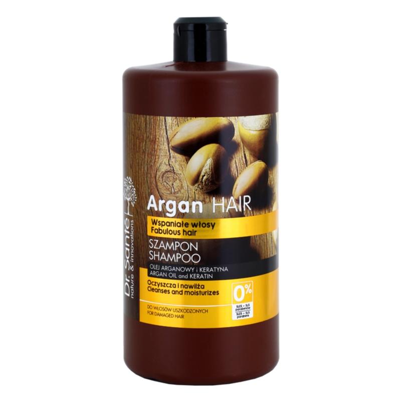 Dr. Sant� Argan shampoing hydratant pour cheveux ab�m�s 1000 ml