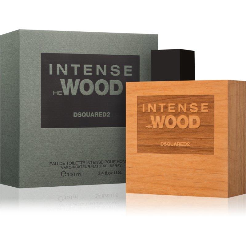 Dsquared2 He Wood Intense eau de toilette para hombre 100 ml