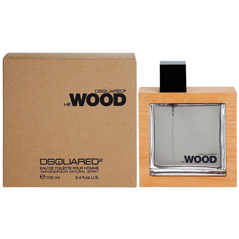 Dsquared2 He Wood eau de toilette para hombre 100 ml