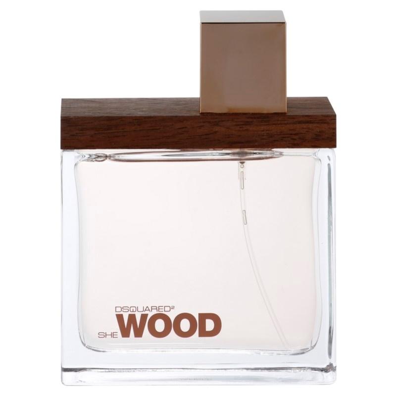 Dsquared2 She Wood eau de parfum hölgyeknek 100 ml