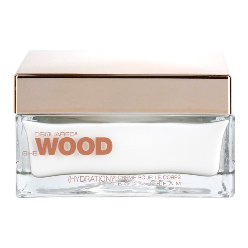 Dsquared2 She Wood testápoló krém hölgyeknek 200 ml