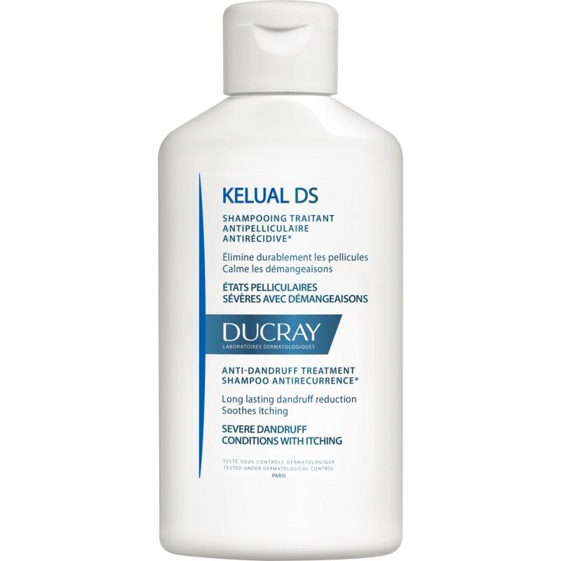 Ducray Kelual DS шампоан против пърхот 100 мл.