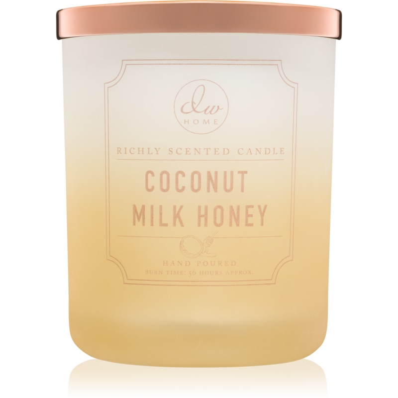 DW Home Coconut Milk Honey vonná sviečka 427 g
