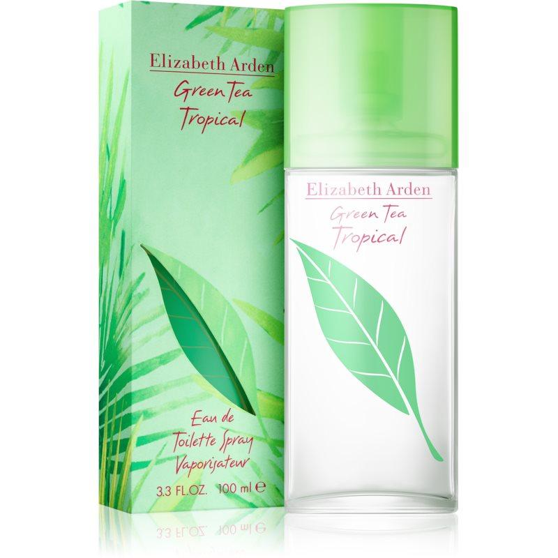 Elizabeth Arden Green Tea Tropical eau de toilette para mujer 100 ml