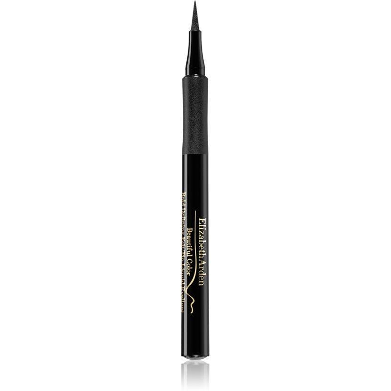 Elizabeth Arden Beautiful Color Bold Defining tuș de ochi tip cariocă 01 Black 1,2 ml thumbnail