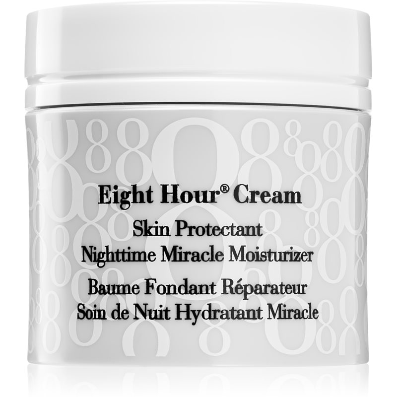 Elizabeth Arden Eight Hour Cream Nightime Miracle Moisturizer нощен хидратиращ крем 50 мл.