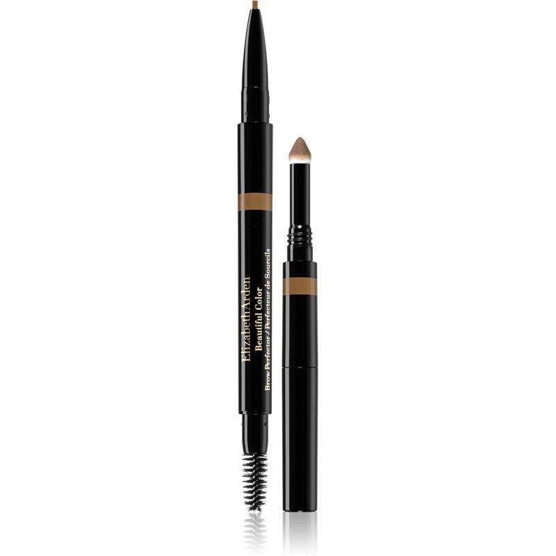 Elizabeth Arden Beautiful Color Brow Perfector creion pentru sprancene 3 in 1 01 Blonde 0,32 g thumbnail