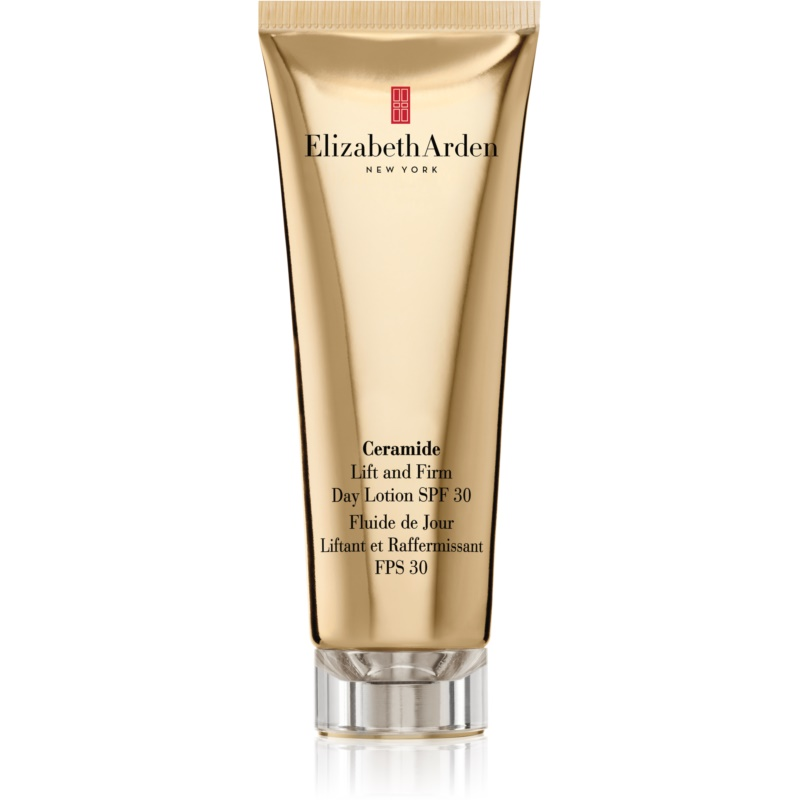 Elizabeth Arden Ceramide Plump Perfect Ultra Lift and Firm Moisture Lotion Feuchtigkeitsemulsion mit Lifting-Effekt