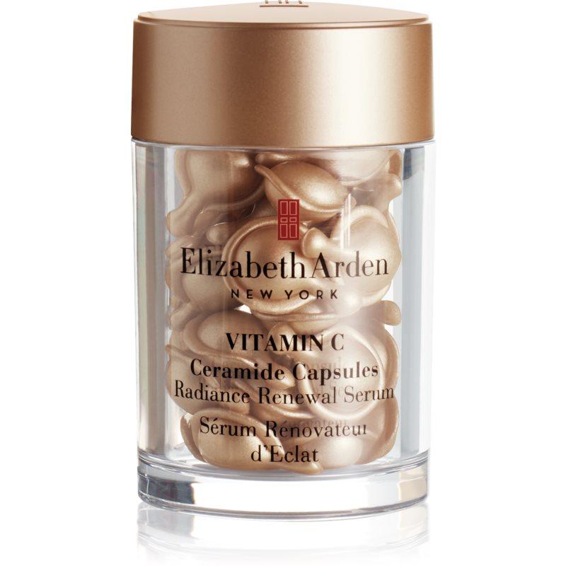 Elizabeth Arden Vitamin C Ceramide Capsules Radiance Renewal Serum озаряващ серум 30 бр.