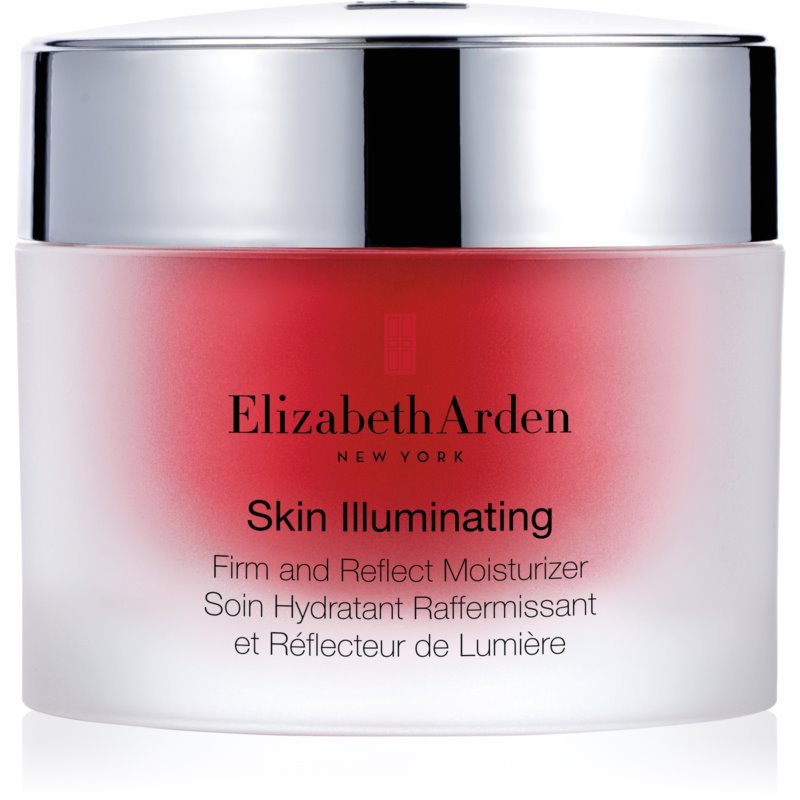 Elizabeth Arden Skin Illuminating Firm and Reflect Moisturizer озаряващ и хидратиращ крем 50 мл.