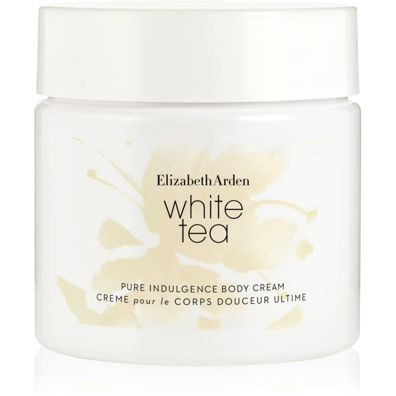 Elizabeth Arden White Tea Pure Indulgence Body Cream K�rpercreme f�r Damen 400 ml