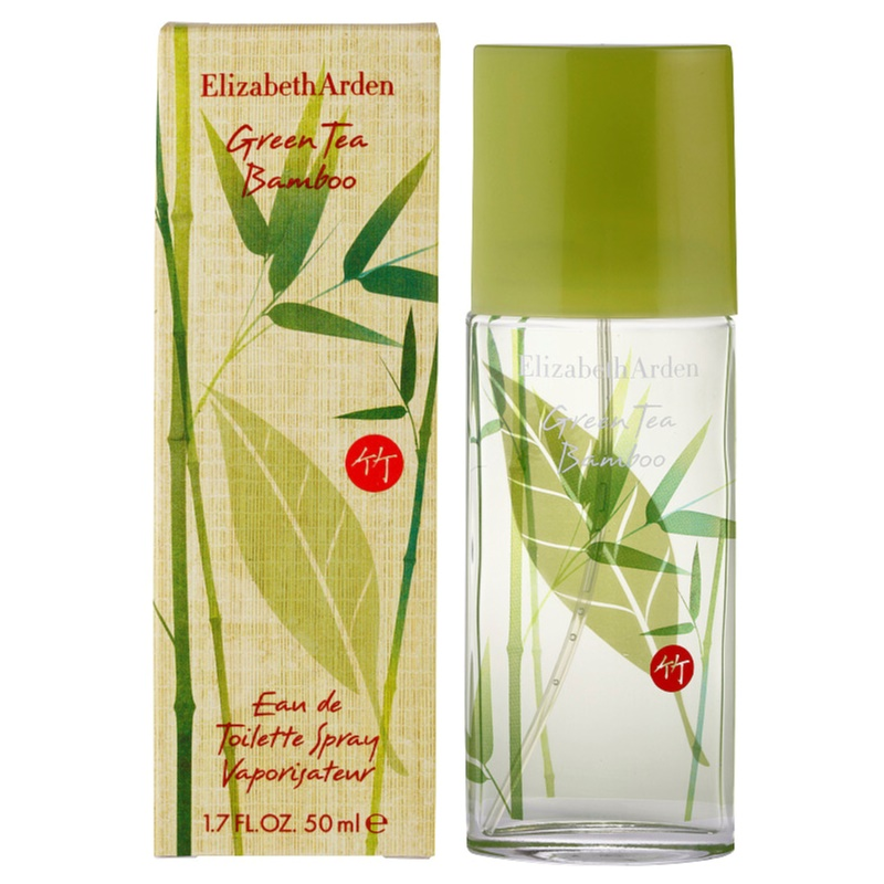 Elizabeth Arden Green Tea Bamboo eau de toilette para mujer 50 ml