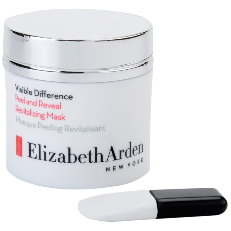 Elizabeth Arden Visible Difference Peel & Reveal Revitalizing Mask Peel-Off Peelingmaske mit Revitalisierungs-Effekt