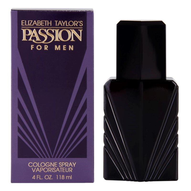 Elizabeth Taylor Passion Eau de Cologne uraknak 118 ml