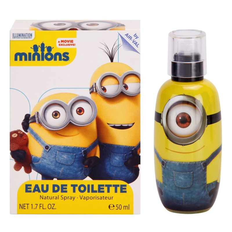 EP Line Minions Eau de Toilette for Kids 50 ml thumbnail