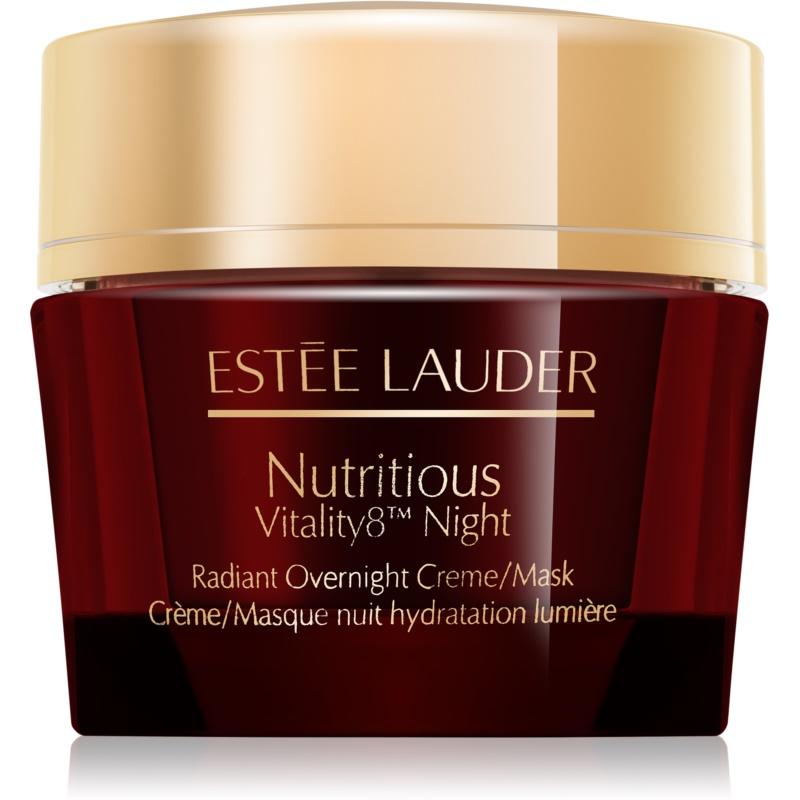 Est�e Lauder Nutritious Vitality8? Night aufhellende Nachtcreme