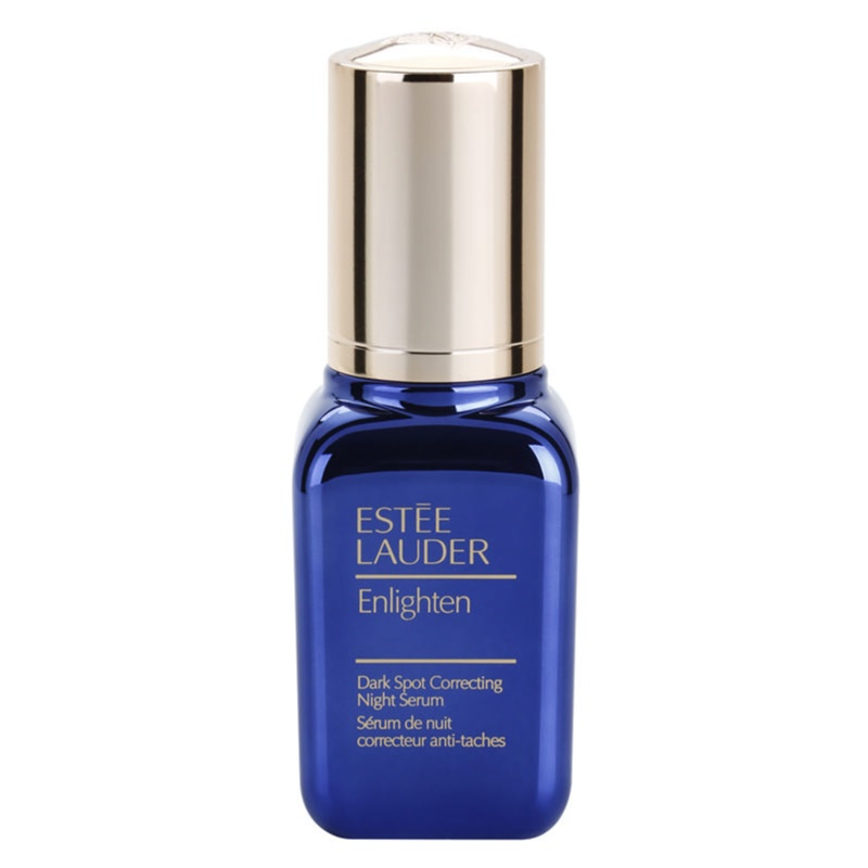 Est�e Lauder Enlighten Nachtserum gegen Pigmentflecken