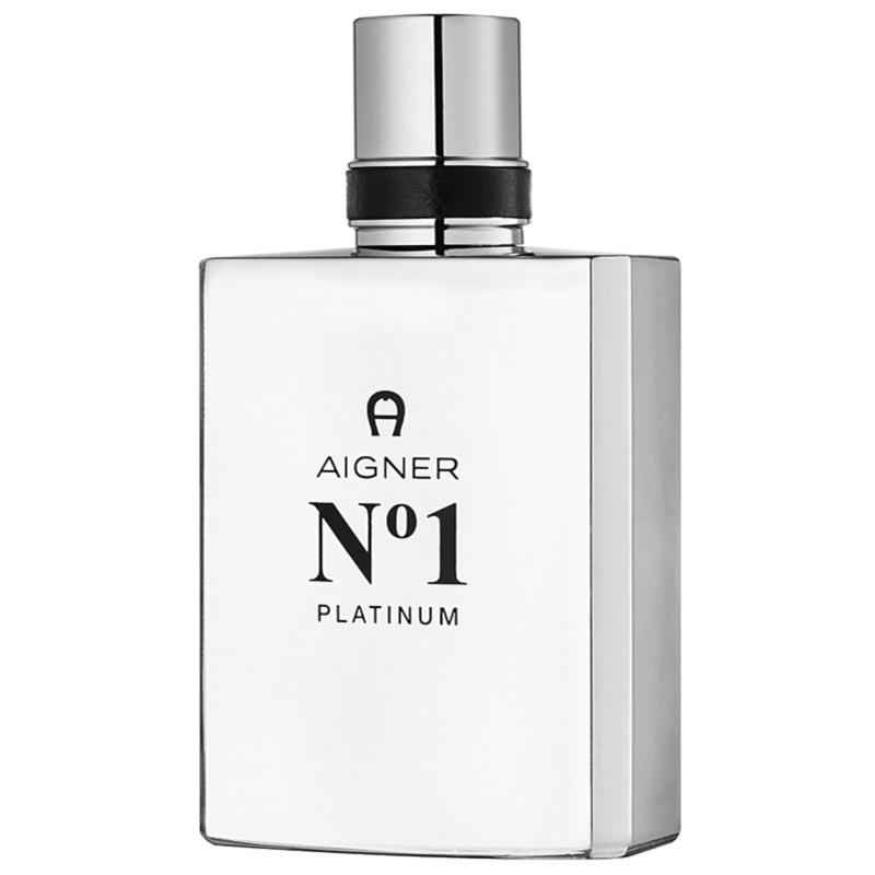 Etienne Aigner No.1 Platinum Eau de Toilette for Men 100 ml thumbnail