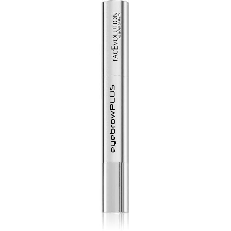 FacEvolution EyebrowPlus barva na obočí s růstovým efektem odstín Dark Hair Colours 4 ml