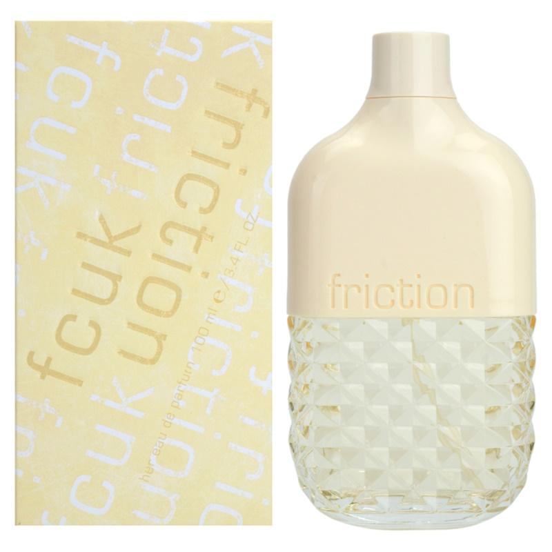 Fcuk Friction for Her eau de parfum pentru femei 100 ml thumbnail