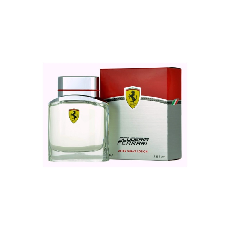Ferrari Scuderia Ferrari borotválkozás utáni arcvíz férfiaknak 75 ml