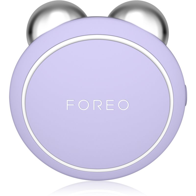 FOREO Bear Mini tónující obličejový přístroj mini Lavender