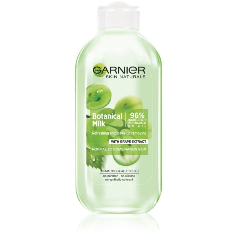 Garnier Botanical мляко за почистване на грим за нормална към смесена кожа 200 мл.