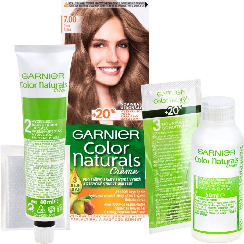 Garnier Color Naturals Creme hajfesték árnyalat 7.00 Natural Blond