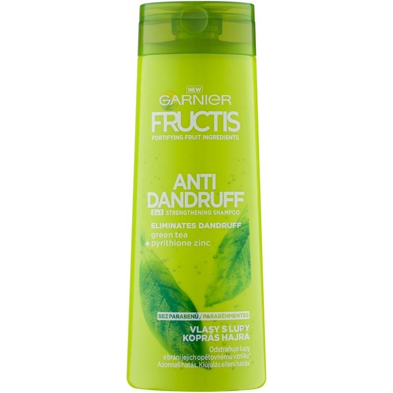 Garnier Fructis Antidandruff 2in1 шампоан против пърхот за нормална коса 400 мл.