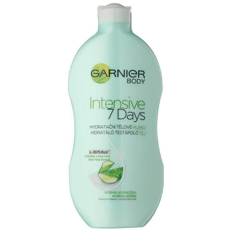 Garnier Intensive 7 Days hidratáló testápoló tej aleo verával