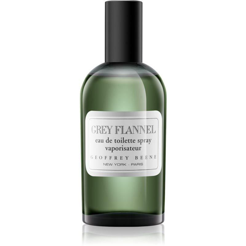 Geoffrey Beene Grey Flannel eau de toilette szórófejjel uraknak 120 ml